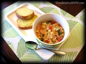 Pasta e Fagiole – A Quick and Easy Soup