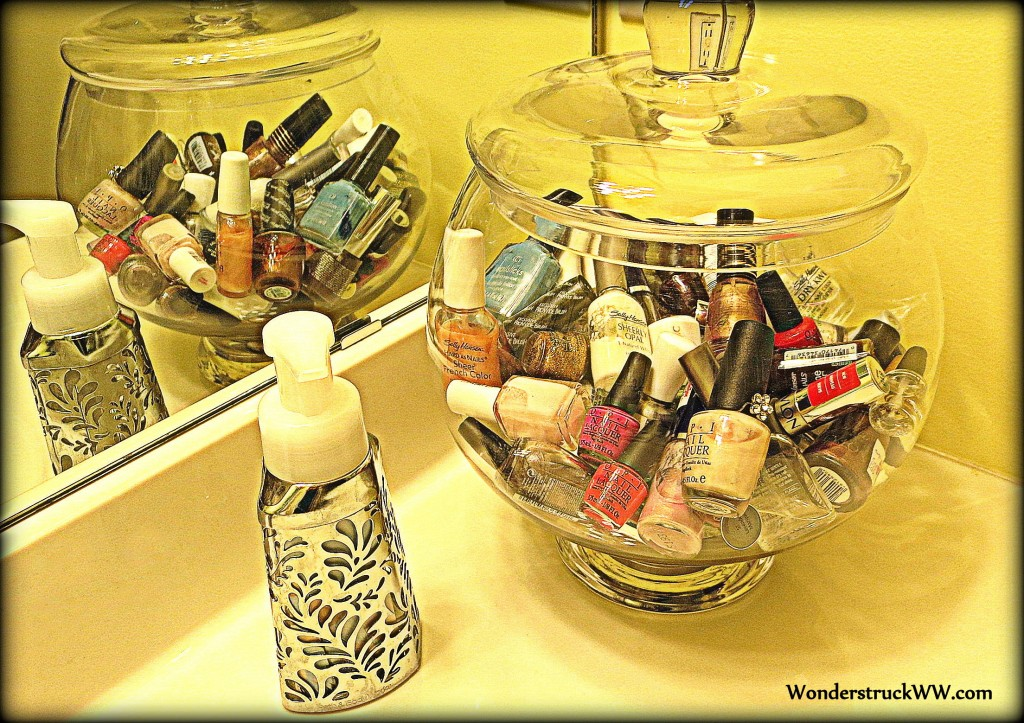 Organize your Fingernail Polish