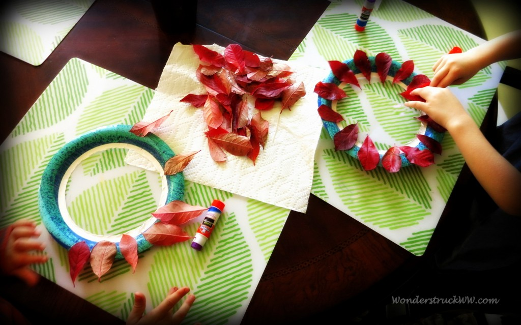 Fall Leaf Wreaths
