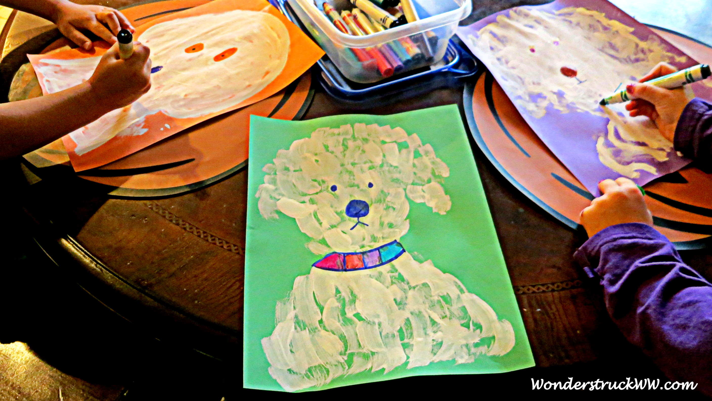 Crafts for a 3 year old - Fall Craft Projects Your Kids Will Love