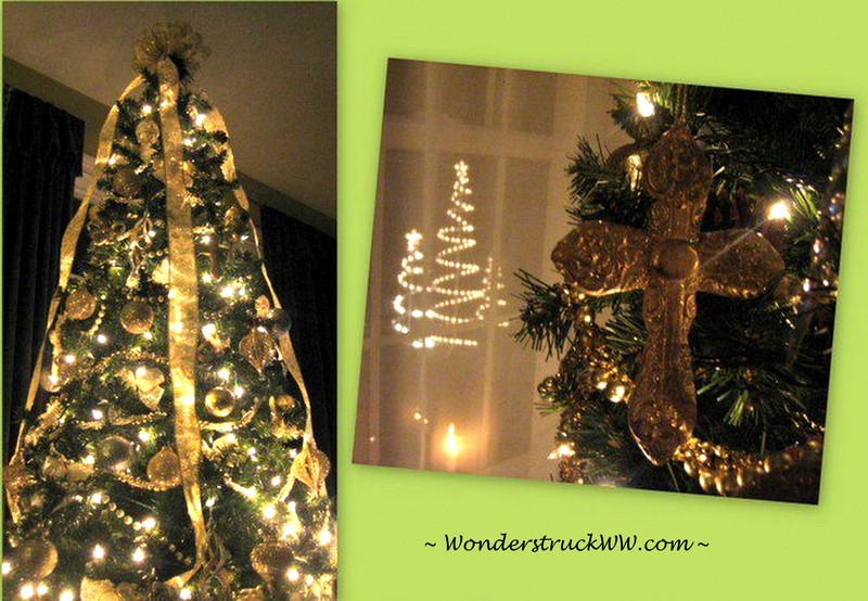Wonderstruck's 2013 Christmas Giveaway – Christmas Tree Bow Topper