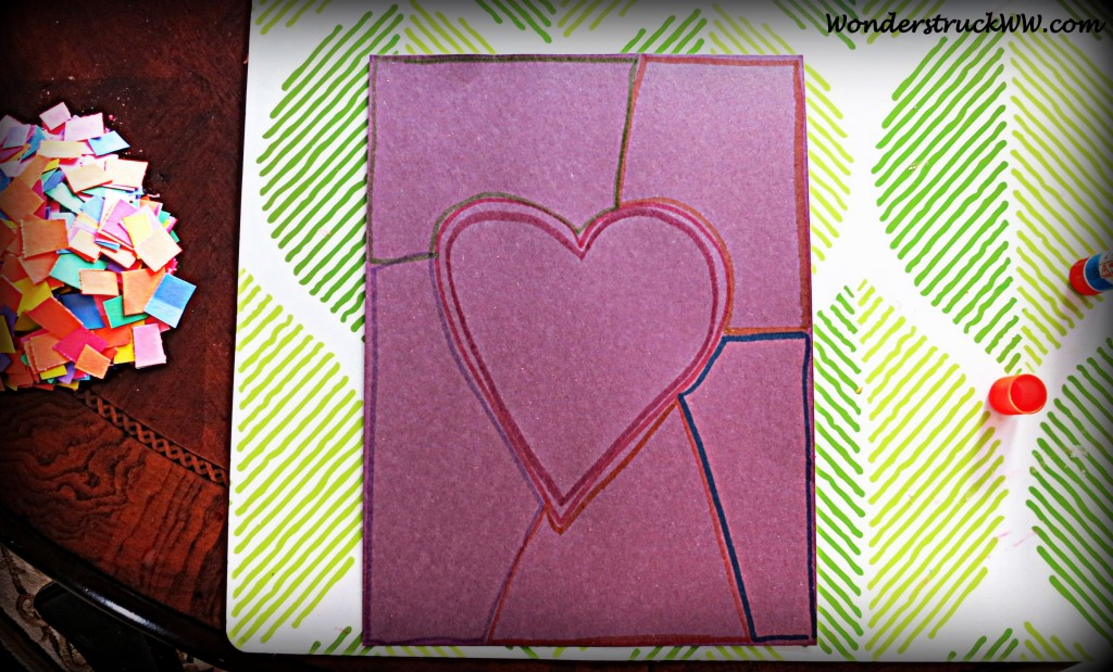 Crafting With Kids (Valentine's Day)