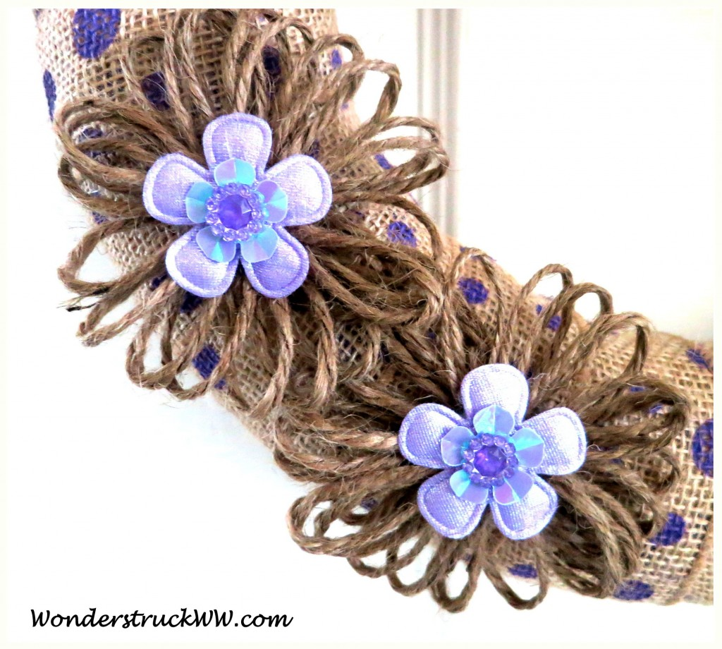 Stop by www.WonderstruckWW.com and enter for a chance to WIN this wreath!