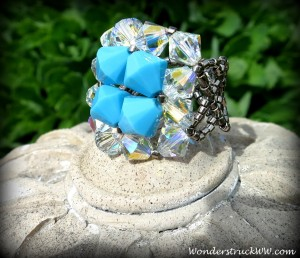 Turks & Caicos Ring from Expression Rings of Hope GIVEAWAY