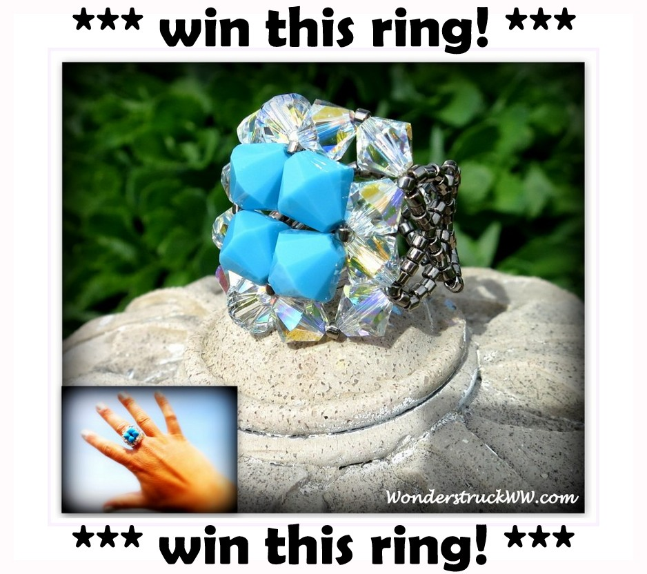 Turks & Caicos Ring GIVEAWAY
