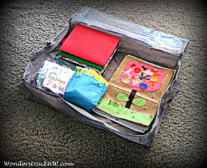 Storage Solutions For Children's Artwork
