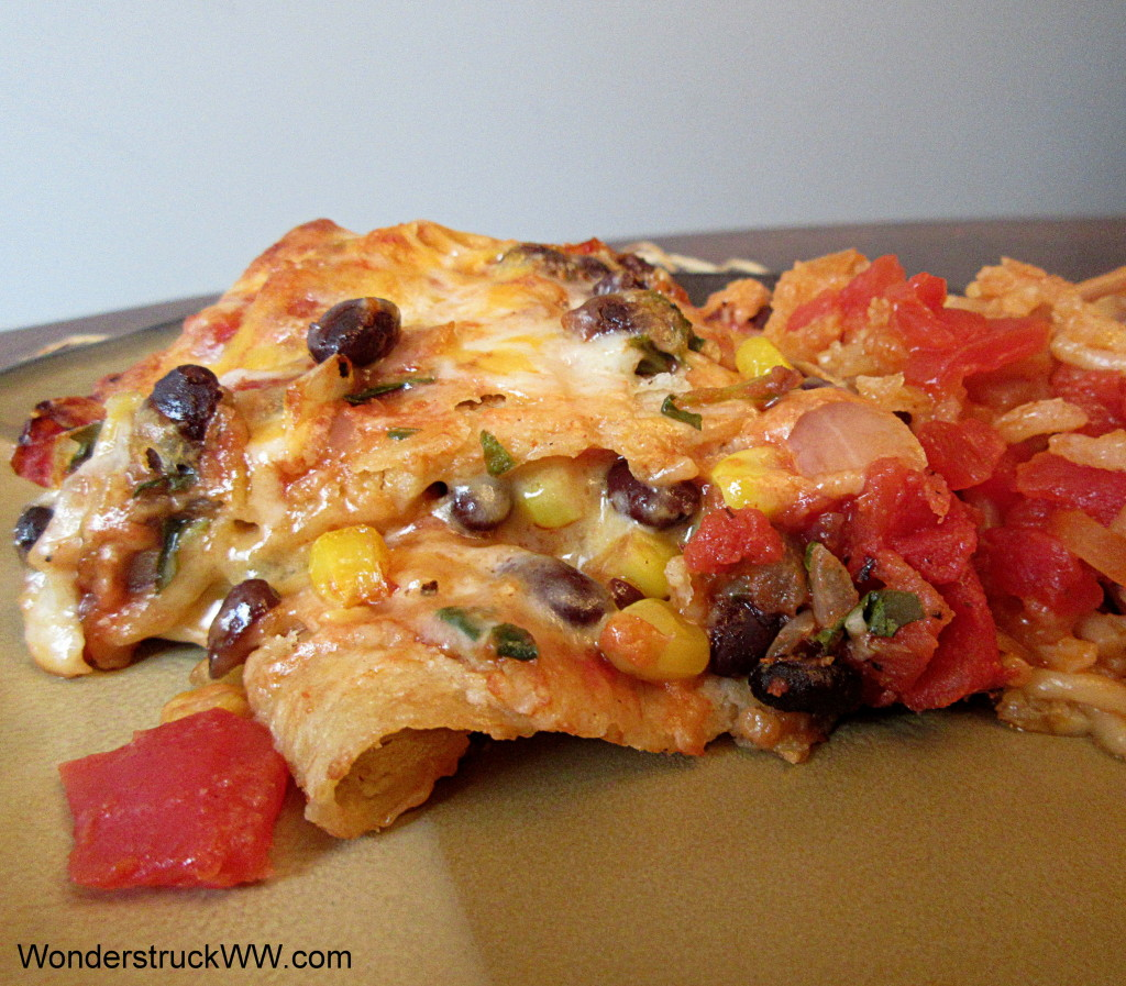 Mexican Tortilla Bake